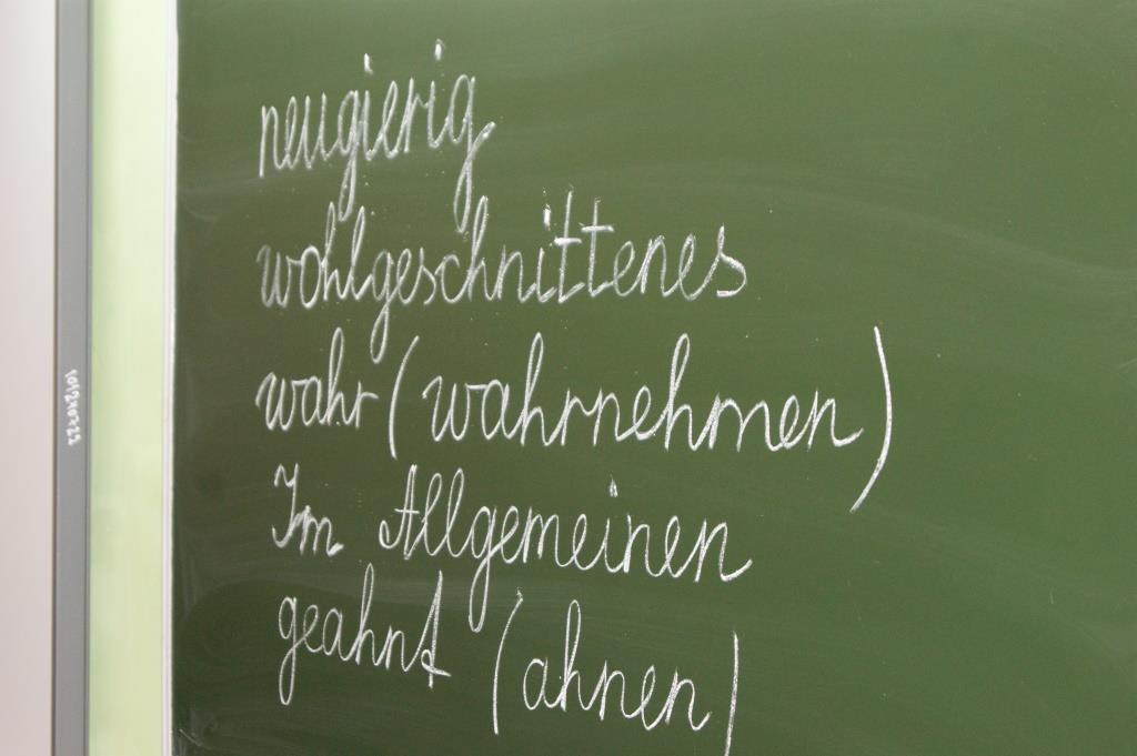 Doppelte Mitlaute Deutsch  4 Klasse  Klassenarbeitende