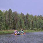 Водным маршрутом экспедиции
