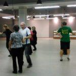 Вторая репетиция немецких танцев