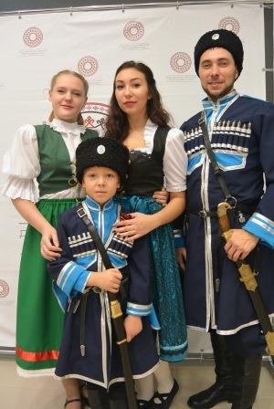 Казаки и немцы
