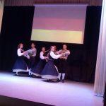"""Выступление """"Tanzkries"""" на праздничном концерте"""