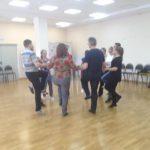 Репетиция танцев