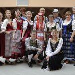 Участники Пасхального бала