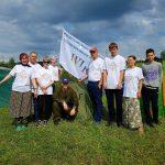 Участники Экспедиции на Экологическом Арт-Фестивале «Сено»