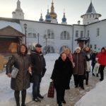 В Тобольком кремле