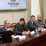 Жюри краеведческой конференции