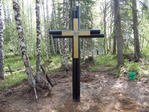Поклонный Крест в Нялте-1