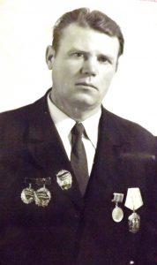 Гинтер Андрей Яковлевич-Комсомольск