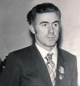 Беккер Александр Александрович (16 сентября 1949г.р.)
