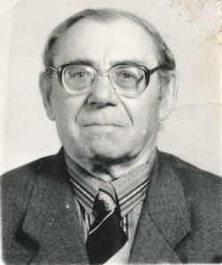 Горн Александр Филиппович- Кавалер ордена Красного знамени, заслуженный рационализатор Коми АССР