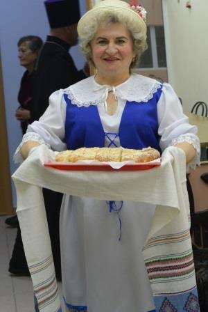 Наш шеф-повар Эрна Адамовна!