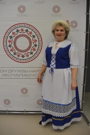 Эрна Адамовна